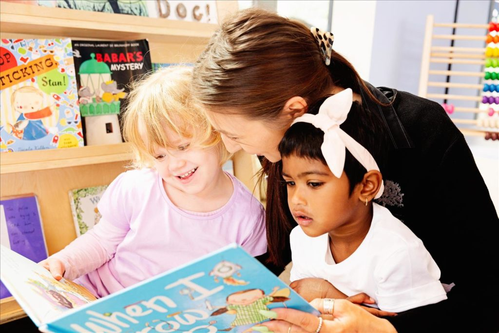 Supporting Vs Enabling Your Child With >> Kindergarten Preschool Program The Learning Sanctuary