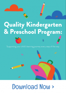 The Learning Sanctuary Kindergarten & Preschool Kindy Book - November 2019